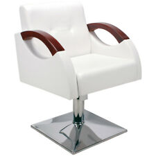 200485 white Barber chair fashion hairdressing professional salon styling chairs