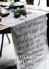 Calligraphy Styling by Veronica Halim - Japanese Craft Book SP4