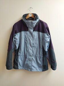 Columbia 3 in 1 Jacket - Women's - Removable Fleece - Medium - Hood