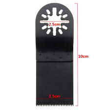 Hot!35mm Wood/Metal Saw Blades#for Fein Bosch Makita Oscillating Multitool Black