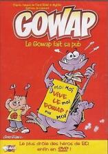 Gowap : Le Gowap fait sa pub - DVD ~ Compilation - NEUF - VERSON FRANÇAISE