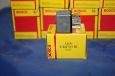BOSCH Relay-Bosch Multi Purpose Relay 0 332 014 112 (lot of 10 pieces)