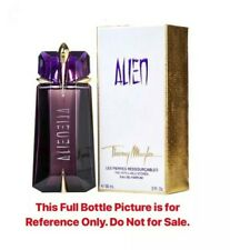 ALIEN by Thierry Mugler EDP 6mL BOTTLE SAMPLE Travel Size Atomizer Women Perfume