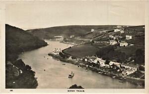 1912  River Yealm PLYMOUTH   Devon  Photo  Postcard