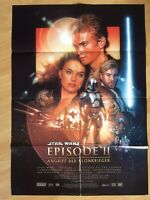 Filmposter * Kinoplakat * A1 * Star Wars - Episode II - Angriff der Klonkrieger