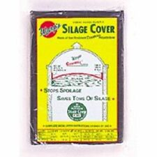 Silage Cover Round 18' Livestock Cattle 3 mil Silo Cover Heavy Duty Frementation