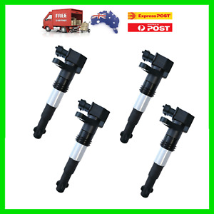 4x Alfa Romeo 156 Ignition Coil GT GTV Spider JTS 937A1000 937A1 2.0L 2002-2010