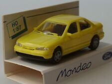 Rietze Ford Mondeo Limousine, Yellow, Promotional Model - 1/87
