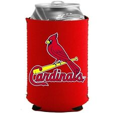 ST. LOUIS CARDINALS BEER SODA CAN or BOTTLE KADDY KOOZIE HOLDER MLB BASEBALL