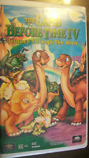 The Land Before Time IV: Journey Through the Mists CLAMSHELL