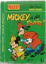 MICKEY PARADE n°1243 bis ~+~ EO 1976 ° MICKEY A DU FLAIR