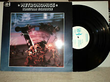 "KRISTIAN SCHULTZE ""METRONOMICS"" GERMAN SPACE MUSIC LIFESTYLE DMM LP / RECORD"