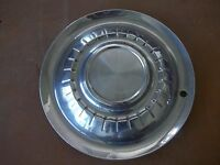 "1955 55 Plymouth Hubcap Rim Wheel Cover Hub Cap 15"" OEM USED"