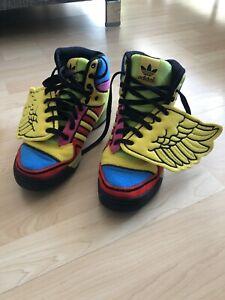 Adidas Jeremy Scott JS Wings Gr 43 1/3 Sehr Guter Zustand