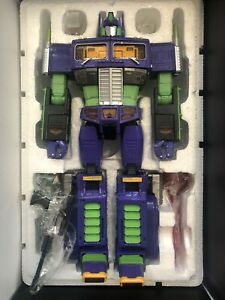 Transformers Weijiang MPP10 EVA mode Evangelion Optimus Prime 🇺🇸 MP-10