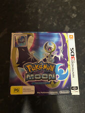 Nintendo 3DS Pokemon Moon Fun Limited Edition AU VERSION PAL Brand New