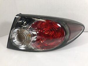 2006-2008 Mazda 6 Passenger Right Rear Tail Light/ Lamp Assembly OEM.