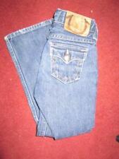 Boy's TRUE RELIGION Billy Flap Pocket Stretch Waist Band Jeans...size 4