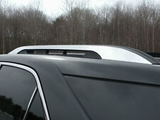 QAA 2010-15 Chevy Equinox Stainless Steel Roof Rack 2 Piece Trim Accent Set