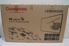 "Changhong LED40D2200 40"" Full HD LED LCD TV"