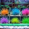 Silicone Aquarium Fish Tank Decor Artificial Coral Plant Underwater OrnamentYRDE