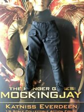 Star Ace Hunger Games Mockingjay Katniss Everdeen Pants loose 1/6th scale