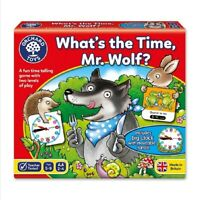 Orchard Toys What's the Time, Mr Wolf give the kids some fun