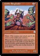 GOBLIN RINGLEADER Apocalypse MTG Red Creature — Goblin Unc