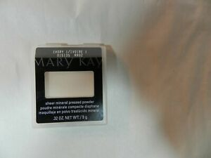 Mary Kay Sheer Mineral Pressed Powder Ivory 1