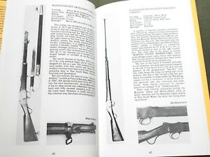 """""""200 YEARS OF AUSTRALIAN MILITARY RIFLES & BAYONETS"""" WW2 ENFIELD REFERENCE BOOK"""