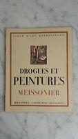 Album Arte - Medecines E Peintures - N°18 - Meissonier