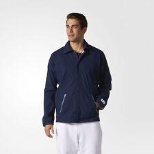 Adidas Athletics Men's X Reigning Champ Woven Jacket Save XL Navy Blue