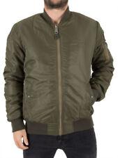 Cappotti e giacche da uomo Bomber, Harrington SCHOTT con cerniera