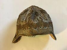 Vintage Antique Hat 1920s Paris Head Dress Silk Flapper Rare!