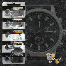Energizer 341 SR714SW Watch Battery 5 Pcs Coin/Button Cell Silver Oxide