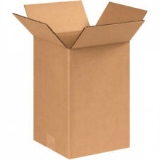 8  x 8  x 12 25 Pack Cardboard Packaging  Shipping Corrugated Boxes For Mailing