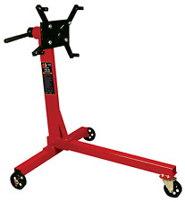 Torin Big Red Steel Rotating Engine Stand: 750 lb Capacity ,Four Adjustable Arms