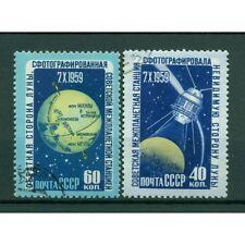 URSS 1960 - Y & T n. 2273/74 - Face inconnue de la Lune