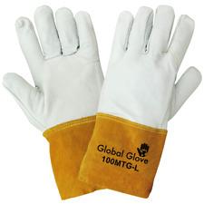 Premium Grade Goatskin Welders Gloves Migtig Leather Global Glove Welding