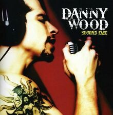 Second Face - Danny Wood (2013, CD NIEUW) CD-R
