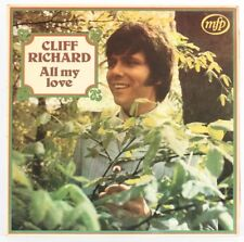 Cliff Richard, All My Love  Vinyl Record/LP *USED*