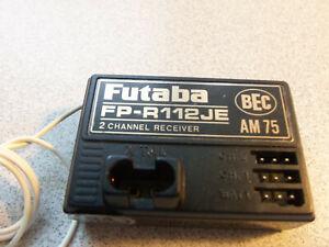 Vintage Futaba Pre Owned Receiver FP-R112JE
