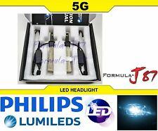 LED KIT 5G 20W H1 6000K WHITE HEAD FOG LIGHT BULB PHILIPS JDM PLUG PLAY BRIGHT