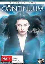 Continuum SEASON 2 : NEW DVD