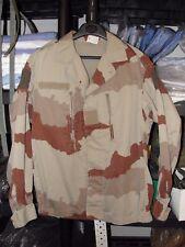 Veste F2 Armée Française taille 104L ( L ) camouflage Daguet désert camo sable
