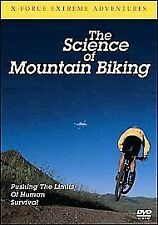 X - Force Extreme Adventures - Mountain Biking (DVD, 2006) BRAND NEW AND SEALED