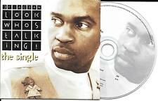 CD CARDSLEEVE CARTONNE DR ALBAN LOOK WHO'S TALKING 2T DE 1994 COMME NEUF