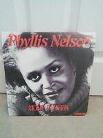 "Phyllis Nelson – Move Closer Vinyl 12"" Single UKCART 337 1984"