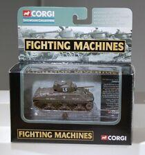 M4 Sherman Tank OP Overlord CORGI CS90075 Fighting Machines Die Cast WW2