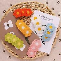 Sun Flower Hairpin Bride Hair clips small daisies hair Accessories Hair Fork/*